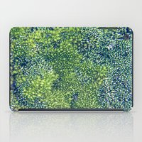 moss iPad Cases featuring Moss by Scarlet