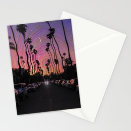 LA Vibes Stationery Cards