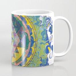 Dynama Sri Yantra Coffee Mug
