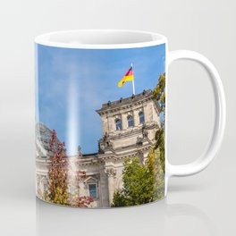 Reichstag building Berlin Coffee Mug