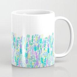 Morning garden, aromatic herbs Coffee Mug
