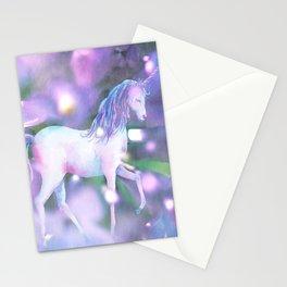 Unicorn Daydreams Stationery Cards