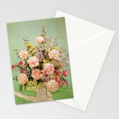 Floral Fashions II Stationery Cards