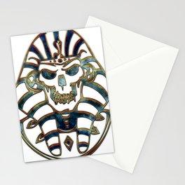 Pharao King Skull Stationery Cards