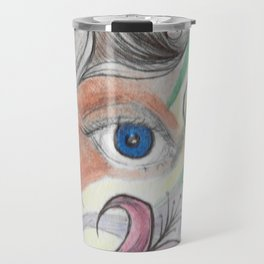 Color Vision Travel Mug