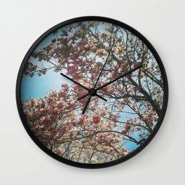 Spring Cometh! Wall Clock