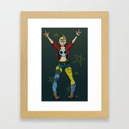 Bastard of Young Framed Art Print