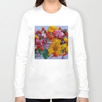 cuba Long Sleeve T-shirts featuring Remember Cuba by MW. [by Mathius Wilder]