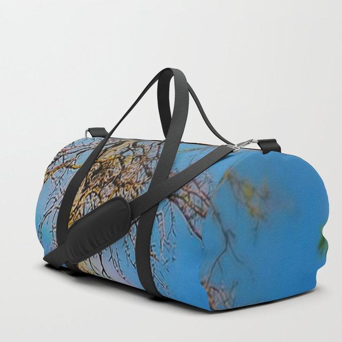 Double Vision Duffle Bag