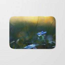 The Incendiary Forest Bath Mat
