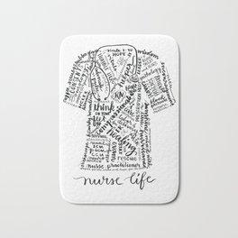 Nurse Life! Badematte