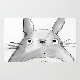 Ghibli Studio Acrylic Painting Rug