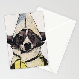 Banana Dog Stationery Cards