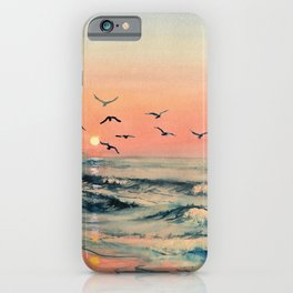 A Place In The World iPhone Case