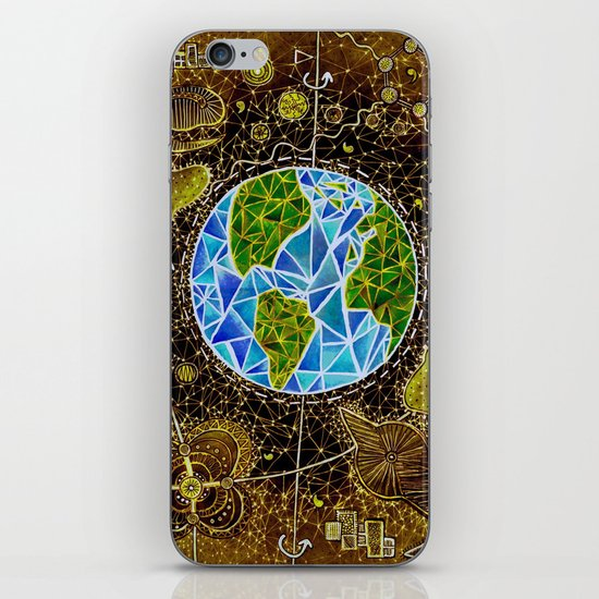 The Elements iPhone & iPod Skin