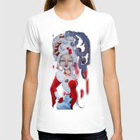 marie antoinette T-shirts featuring Marie-Antoinette by CokecinL