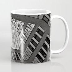 Modern Hamburg office building Mug