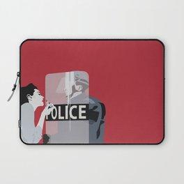 Red woman n3 Laptop Sleeve