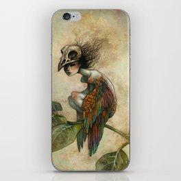 Soul of a Bird iPhone Skin
