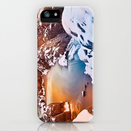 Great Fantasy Falls iPhone Case