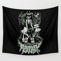 jojo Wall Tapestries featuring Doomyland by Doomyland