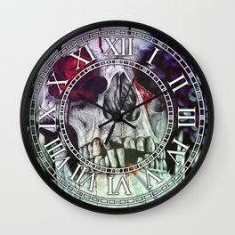 Culture of death Wall Clock