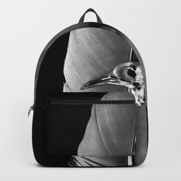 The feather Backpack