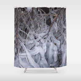 Encased Shower Curtain