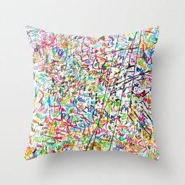 The 2nd Simple Thing Throw Pillow