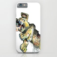 Atropellado Dog iPhone 6s Slim Case