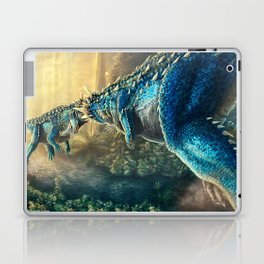 Pachycephalosaurus Laptop & iPad Skin