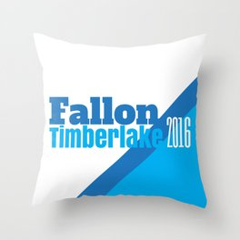 Fallon Timberlake 2016 Throw Pillow