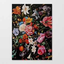 Night Garden XXXVI Canvas Print