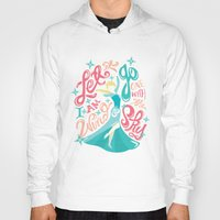 risa rodil Hoodies featuring Snow Queen by Risa Rodil