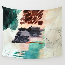 summer storm Wall Tapestry