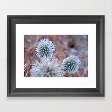 nature tint Framed Art Print