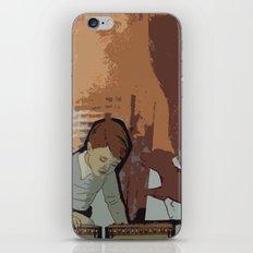 City boy iPhone & iPod Skin