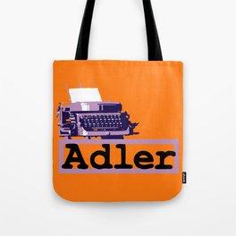 Adler Typewriter Tote Bag