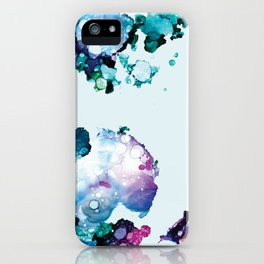 Alcohol Ink iPhone Case