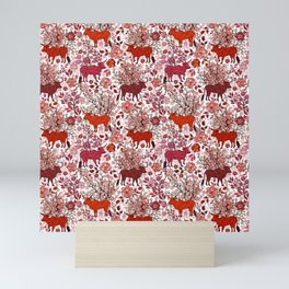Springtime in the Year of the Ox Mini Art Print