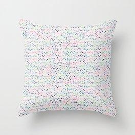 Maho Dots Throw Pillow