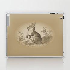 Bunny Rabbit {teddy bear brown} Laptop & iPad Skin