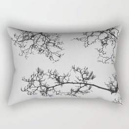 Drawings in the sky Rectangular Pillow