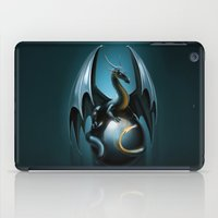 dragon ball iPad Cases featuring dragon by Antracit