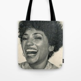 Jasika Nicole Traditional Portrait Print Tote Bag