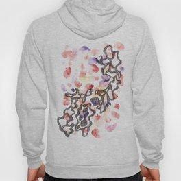 Scandi Micron Art Design   170808 Micron Watercolour 8 Hoody