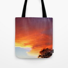 SSF Sunset 8 Tote Bag