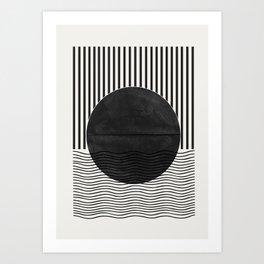 Abstract Modern  Art Print