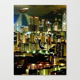 Gravity Canvas Print