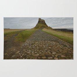 Lindisfarne Castle Rug